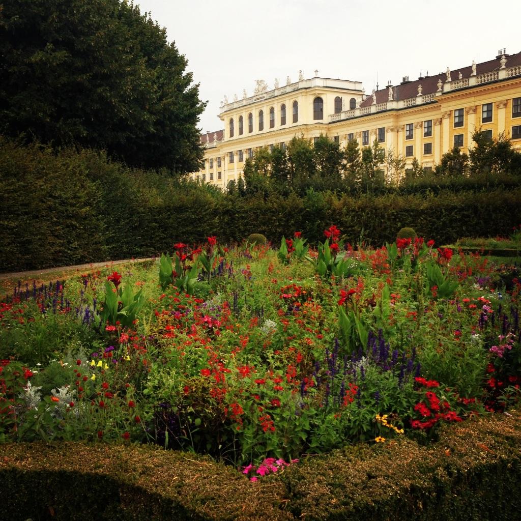 Shonbrunn Palace, August 2013