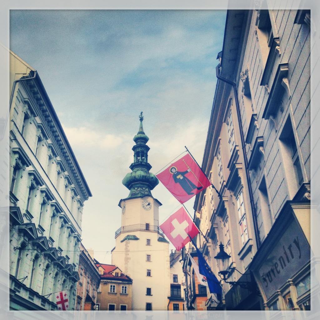 St. Michael's Gate, Bratislava