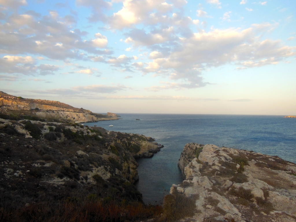 Hiking on Gozo