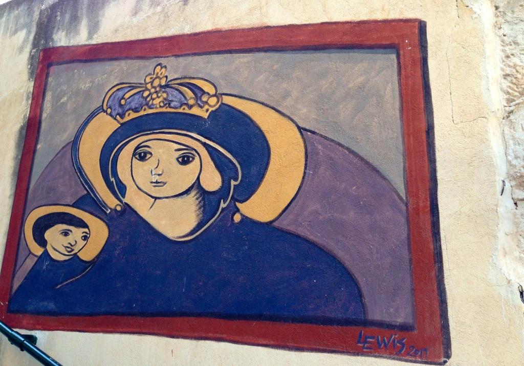 Fresco, Malta