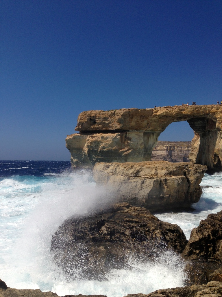 The Azur Window, Gozo