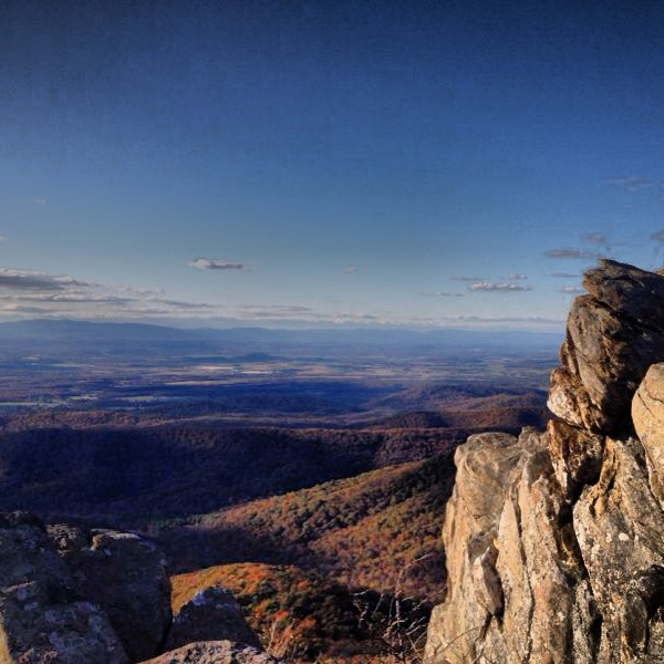 Humpback Rock.  My favorite place in the world.